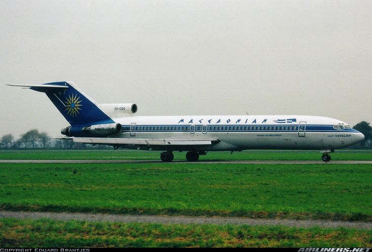 Boeing 727-230/Adv aircraft picture