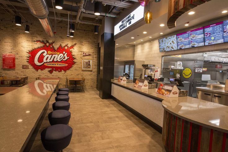 Five Facts About Raising Cane's Chicken Fingers, Now Open in Chicago - Eater Chicago