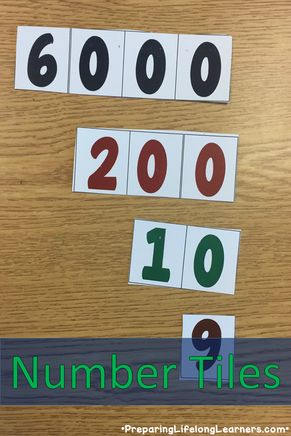 The 221 Best Math Place Value Images On Pinterest 2nd Grade Math