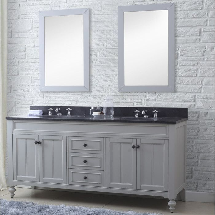You Ll Love The Latimer 72 Double Sink Bathroom Vanity Set With 2
