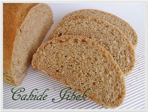 tam kepekli ekmek