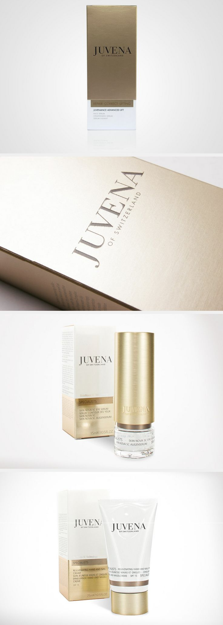 OLIVER MOORE - JUVENA PACKAGING