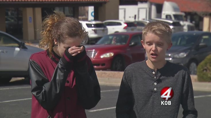 The couple in Santa Fe says they were just trying to enjoy their dinner Saturday night when a man and his wife looked at them in a very rude way. The couple decided to leave a restaurant when a fight broke out.