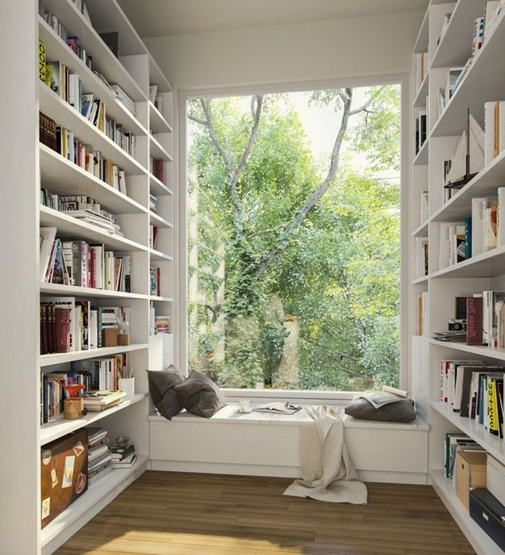 10 Amazing Reading Area Design Ideas For Those Of You Who Like To Read In Your Home