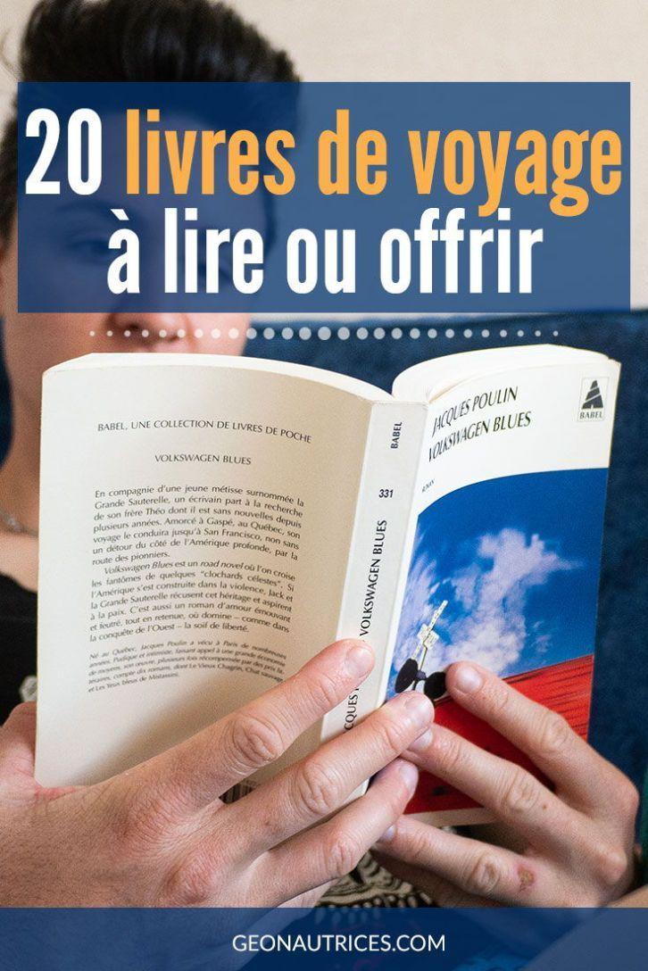 Liste Complete Livre De Poche : liste, complete, livre, poche, Livres, Voyage, Qu'on, Adore, Géonautrices, Livre, Voyage,, Livre,, Conseils, Lecture