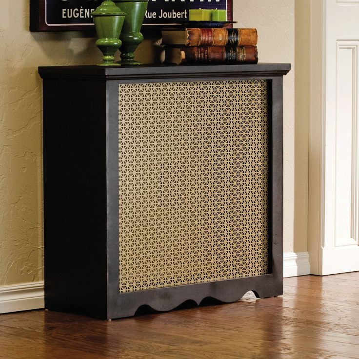 Decorative Radiator Covers Home Depot Part - 19: Screens For Under The Kitchen Counter Storage MD Building Products 36 In. X  36 In. Union Jack Aluminum In At The Home Depot