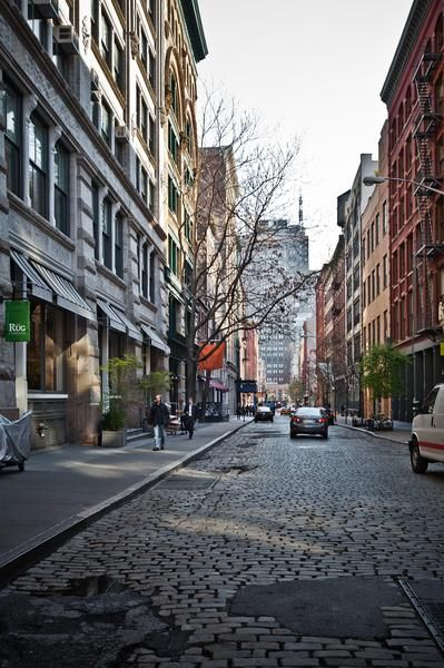 Greene Street, SOHO NYC