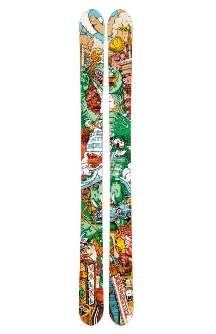 Volkl - Chopstick Design