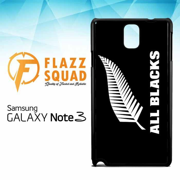 All Blacks W4234 Samsung Galaxy Note 3 Case