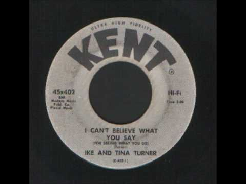 Ike and Tina Turner - I can't believe what you say - Mod Classic.wmv