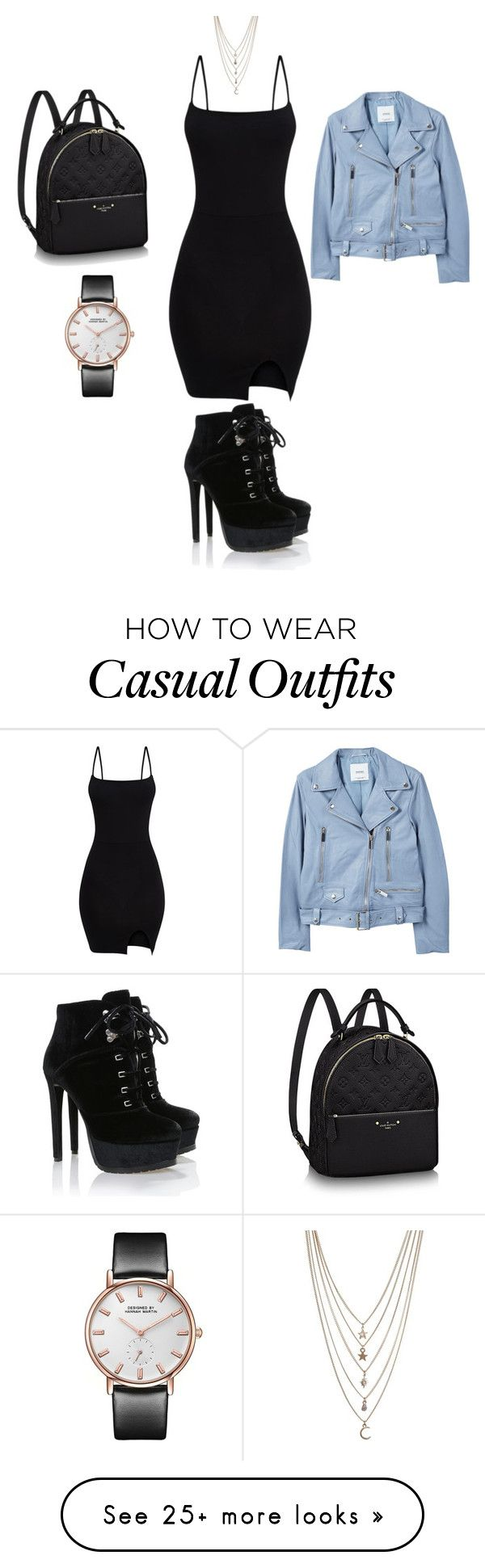 """Casual look "" by unicornthingss on Polyvore featuring MANGO and Ettika"