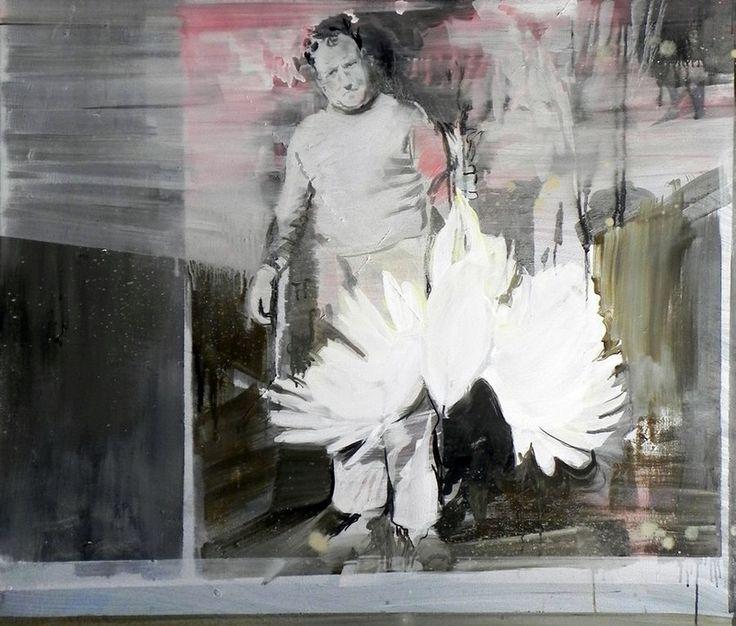 "Radek Szlaga, ""Eagle""  // http://www.ignoranci-kultury.blogspot.com/2013/07/radek-szlaga-freedom-club.html"