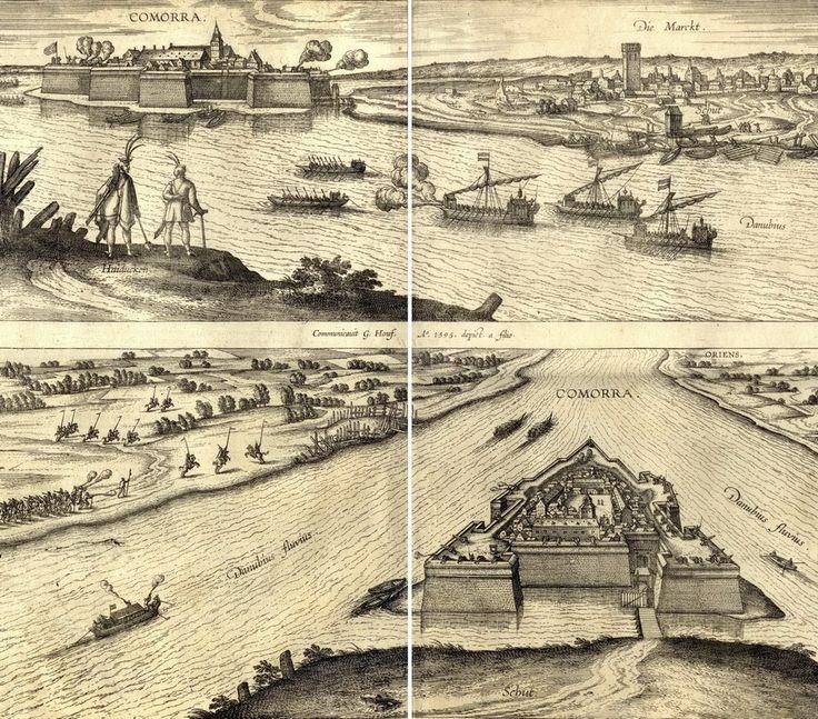 1595, Komárno