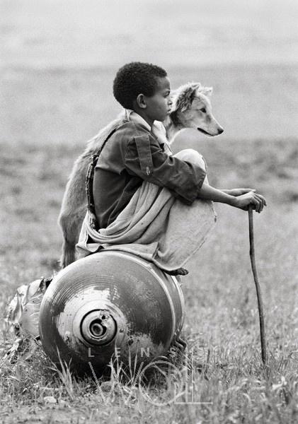 North Ethiopia. 1991. Photo by © Dario Mitidieri.