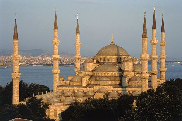 Istanbul, Turkey. I would love to go back!