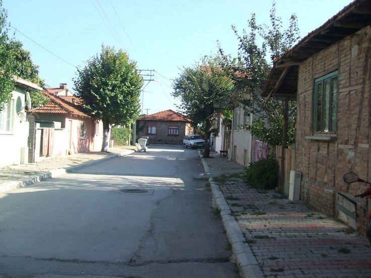 A classic village street in #Adapazari #Turkey.