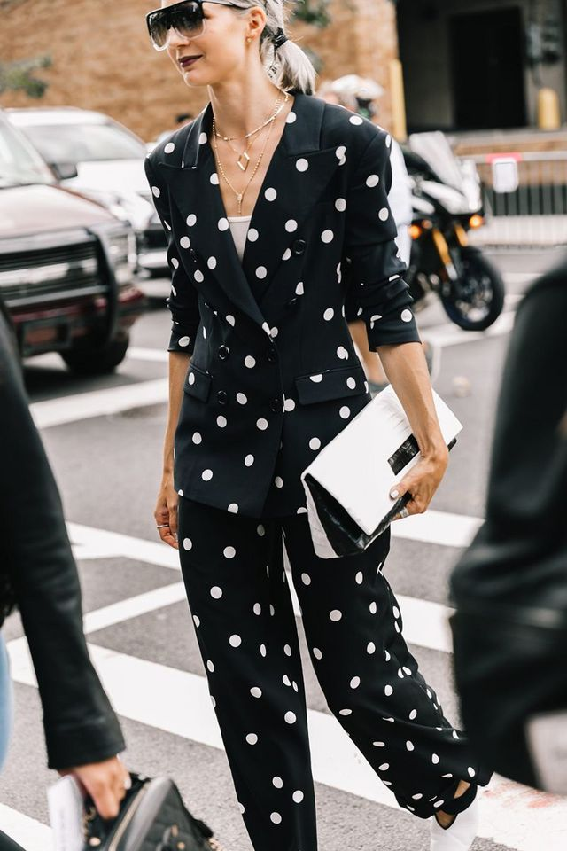 Wear This Trend With Sneakers or Stilettos (Both Work)