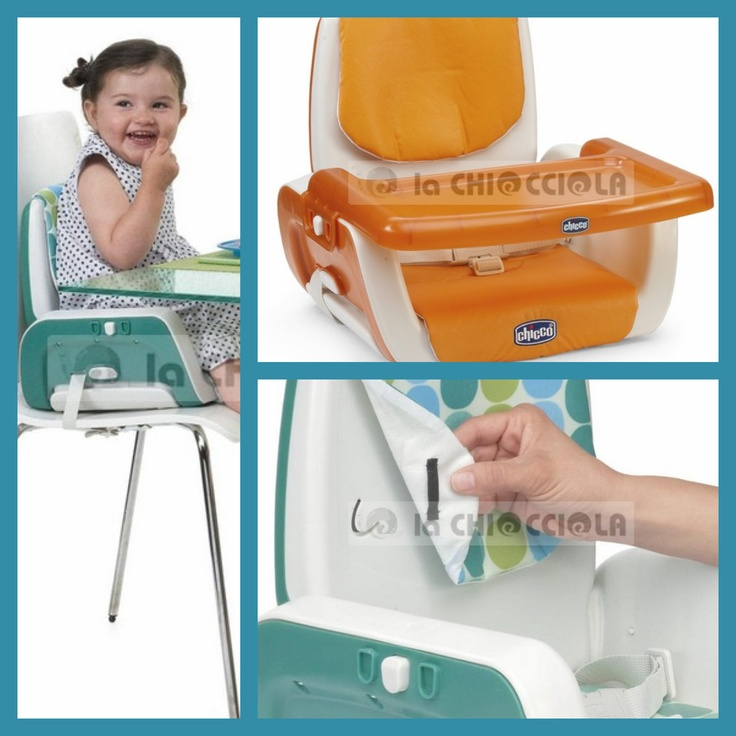 Rising Chair Chicco Mode 2012 to 39 € instead of 45 €!  http://www.lachiocciolababy.it/bambino/rialzo_sedia_chicco_mode_2012-3396.htm