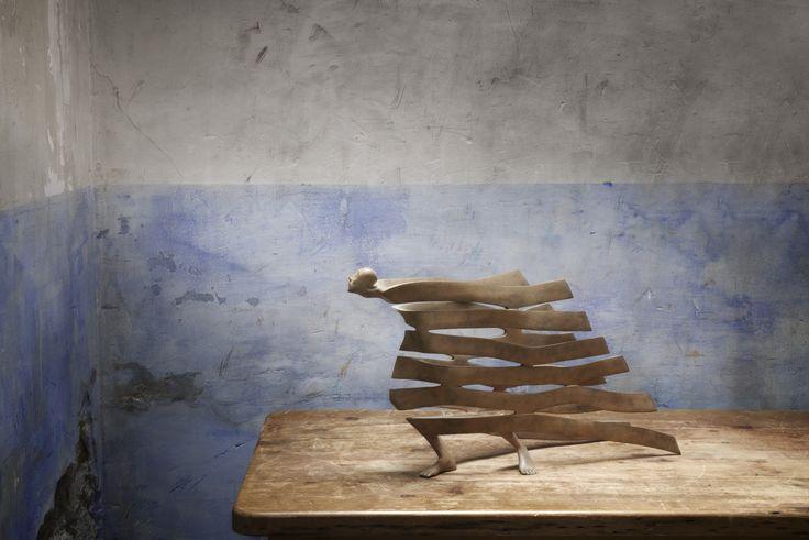Nirvana d'Isabel Miramontes #sculpture #art  www.meltingartgallery.com
