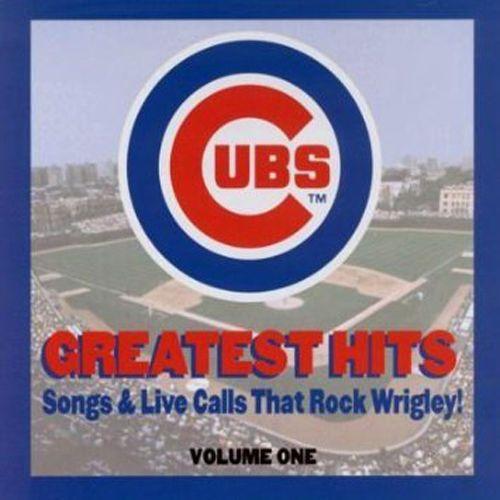 Chicago Cubs Greatest Hits Vol.1, New CD 1999 SAMMY SOSA, BASEBALL, HARRY CARAY   Music, CDs   eBay!
