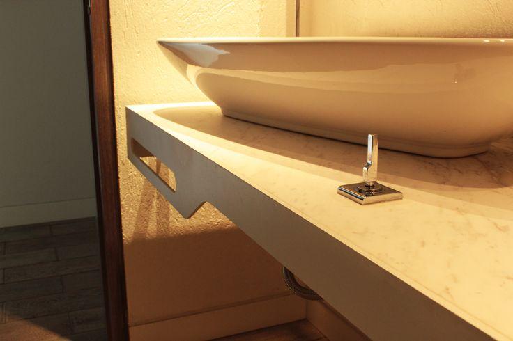Mueble para Lavamanos, Diseño Octubre, Bogotá Colombia