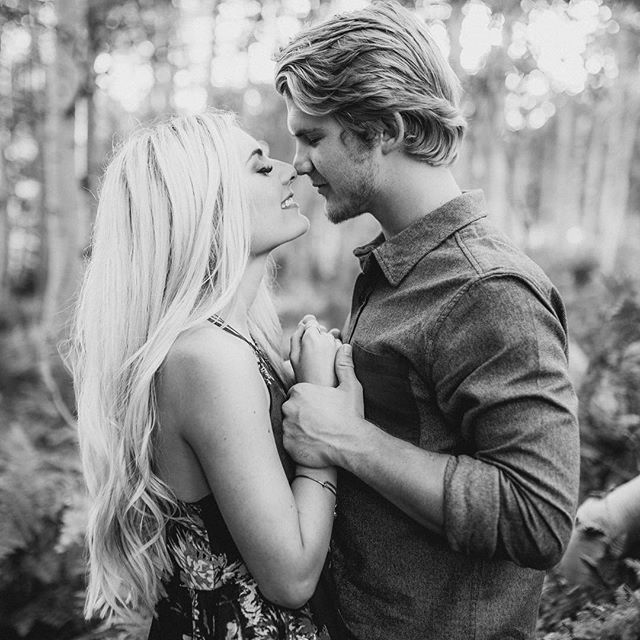Sneak peek of our engagement pictures taken by @jacimariesmith!!  I AM OBSESSED!