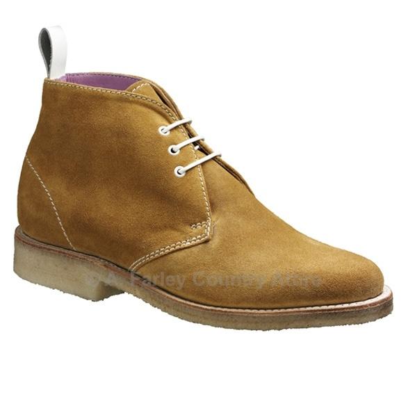 Barker Ladies Boots – Helena – Noce Suede Chukka Boot http://www.afarleycountryattire.co.uk/shop/barker-ladies-boots-helena-noce-suede-chukka-boot/ #barkershoes #chukkaboot