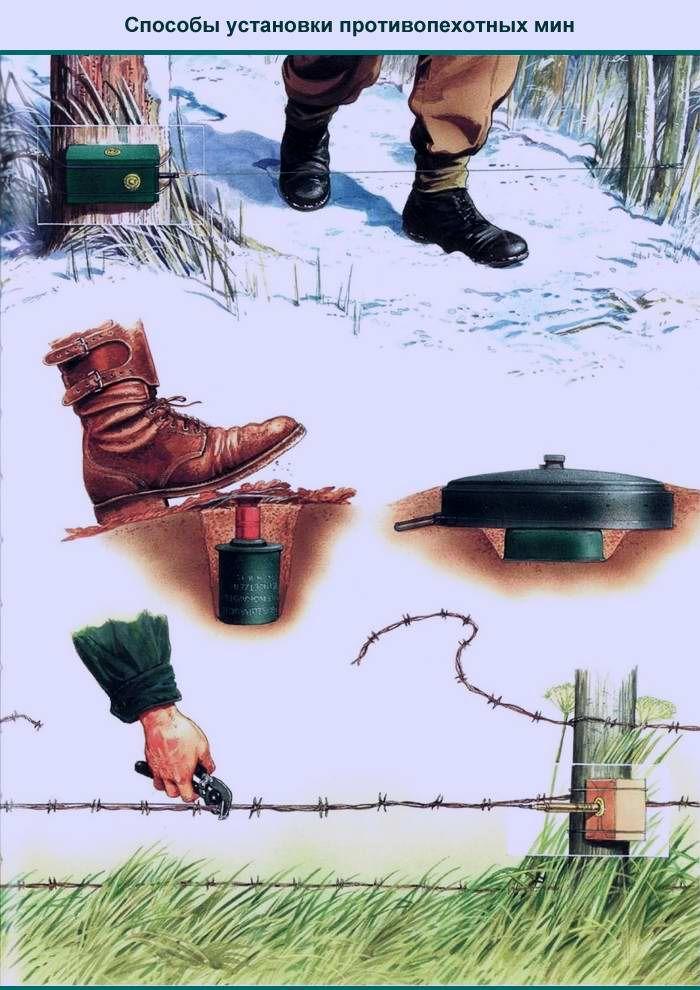 армия противопехотные мины в картинках инстаграм мастер, она