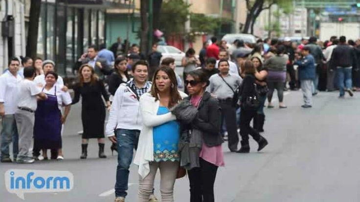 Mexico earthquake sends people running into the streets. A strong earthquake rattled Mexico's southern Pacific coast on Thursday, causing panic as far away as the capital, but little damage was reported. The temblor had a preliminary magnitude of 6.4 and an epicenter near Tecpan de Galeana in Guerrero state, about 60 miles northwest of Acapulco, according to the U.S. Geological Survey.  It struck at noon and was 15 miles deep. #earthquake #Mexico #Pacific #Guerrero #earthquakes #geology