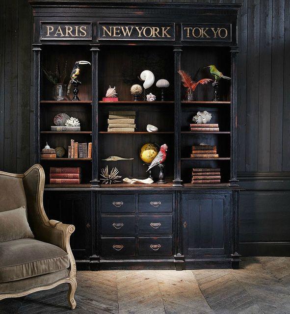 Beautiful Maison Du Monde Paris 13 #6: Maisons Du Monde By DolceDanielle, Oh, I Want This Hutch!