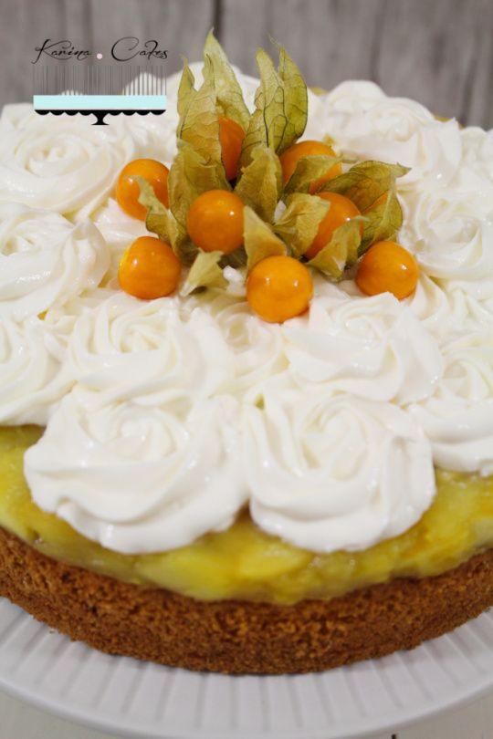 Jablkovo-makový koláč - Apple And Poppy Seed Cake