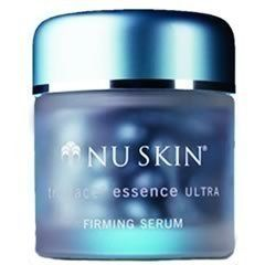 Nu Skin Tru Face Essence Ultra Firming Serum 60 Capsules by Nu Skin. $106.01. Return to Firm with Tru Face Essence Ultra. Featuring Ethocyn®, a clinically proven anti-aging ingredient, to improve skin's elastin fiber content, the key component to firm skin.  Tru Face Essence Ultra is the ultimate anti-aging treatment, and also includes  CoQ10 to promote cellular energy and a complete antioxidant network, for younger looking skin today and tomorrow. www.nuskinhouse.nsedr...