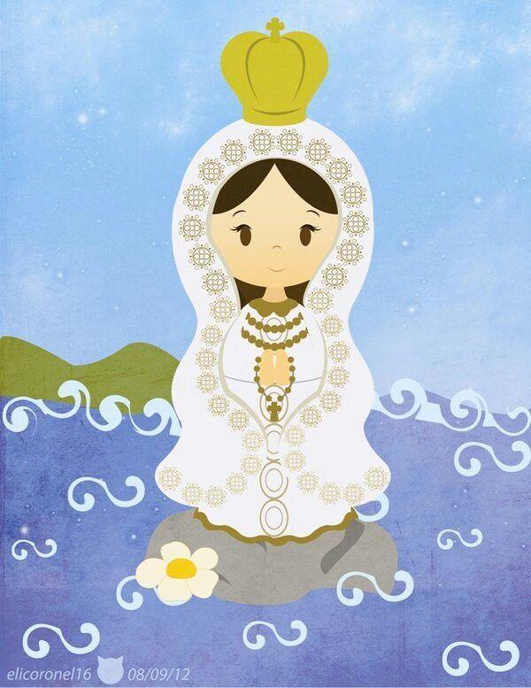 Virgencita de Fátima, Nossa Senhora de Fátima