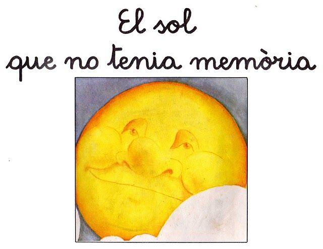 Conte: El sol que no tenia memòria
