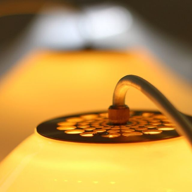 Warm white! Get to know more @ www.SimpLight.CO #led #handmade #glass #moodlight #warmcolours simplight