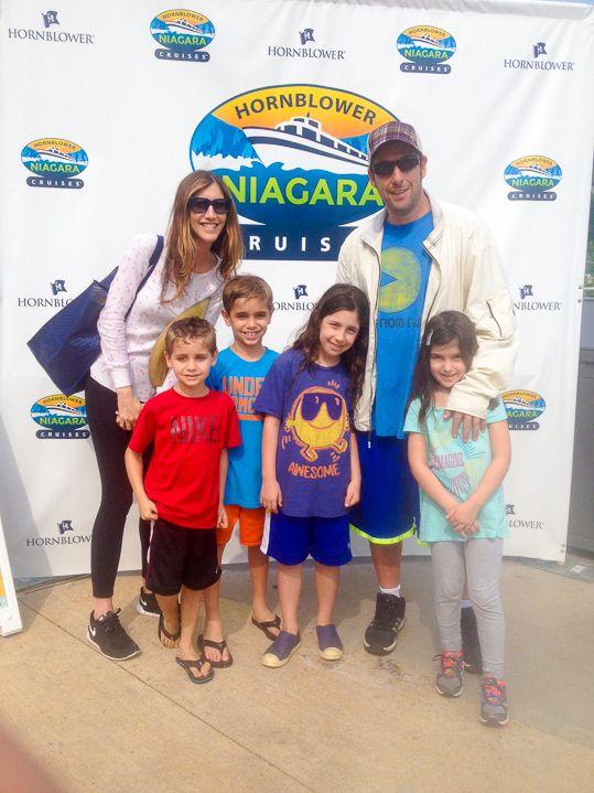 Celebrity Visits | Hornblower Niagara Cruises