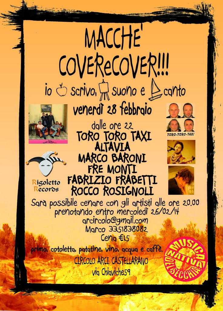 #roccorosignoli #live #castellarano