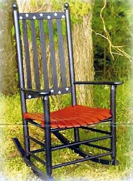 Troutman Chair Co. - #430 - Jumbo Shaker Rocker  Models, The old and ...