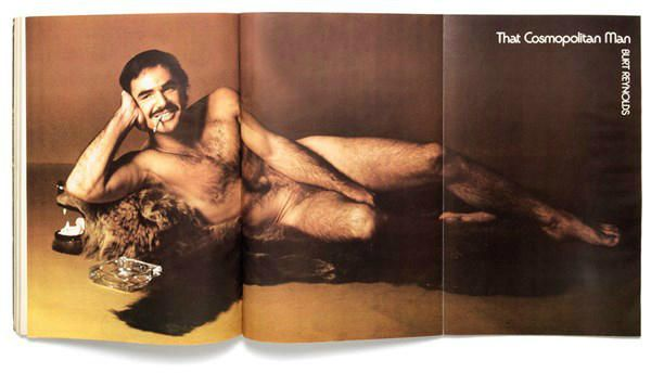 Burt Reynolds says he regrets his famous nude bear skin rug photo