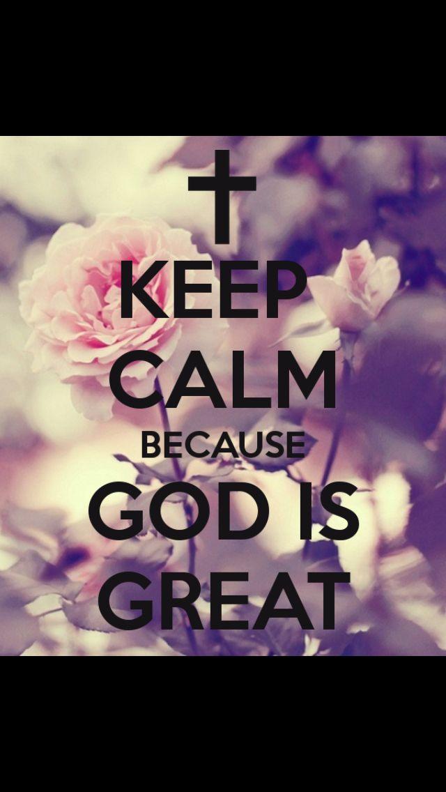 17 Bedste Billeder Om Keep Calm Gud Life-5143
