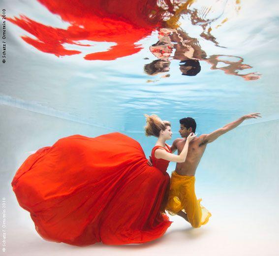 Underwater Study by Howard Schatz