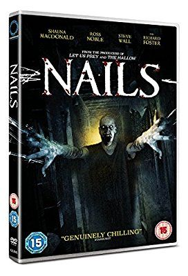 Nails [DVD]: Amazon.co.uk: Shauna MacDonald, Ross Noble, Steve Wall, Leah McNamara, Charlotte Bradley, Richard Foster-King, James Mather, Dennis Bartok, Brendan McCarthy, John McDonnell, Tom Abrams: DVD & Blu-ray