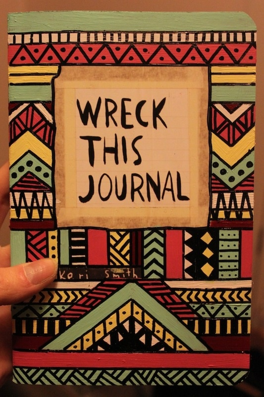 Wreck This Journal Book Cover Ideas : Best ideas about wreck this journal cover on pinterest