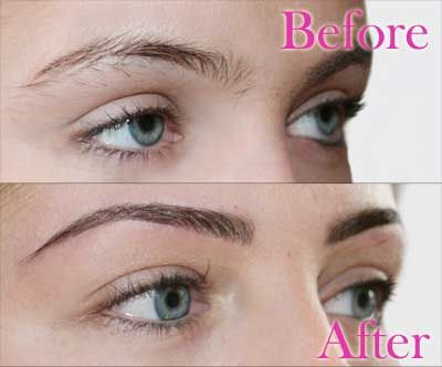 The Perfect Eyebrow For An Oval Face Shape Beauty In 2019