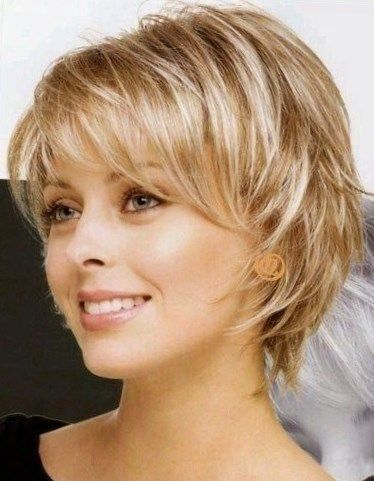 54 Lovely Short Hairstyles Ideas You Should Try Now  #ShortHairstyles #ShortHairstylesIdeas #WomenShortHair