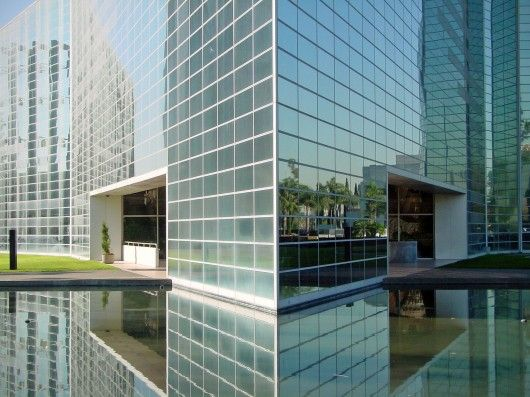 AD Classics: The Crystal Cathedral / Philip Johnson