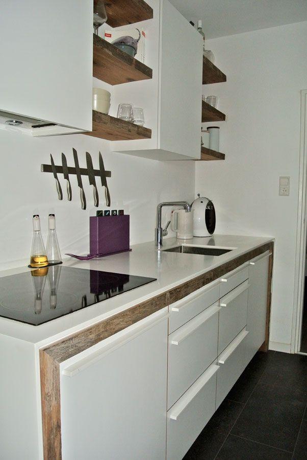 A kichten that Designhart have designed - www.designhart.nl - #keuken #kitchen #Designhart
