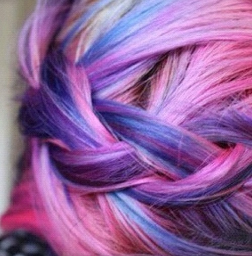 : Hairstyles, Hair Colors, Colored Hair, Hair Styles, Haircolor, Makeup, Pink, Beauty