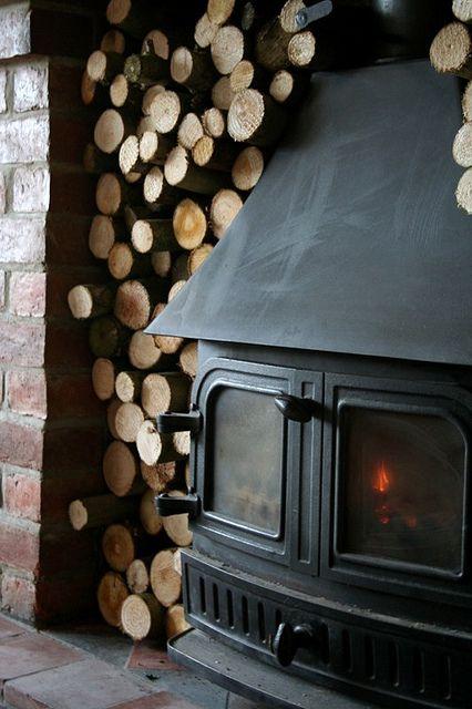 woodburning stove | Flickr - Photo Sharing!