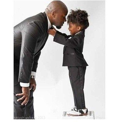 Black Fathers ... Black Love ... Black•L❤VE